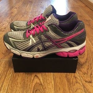 Asics Gel Flux Women's Running Shoes Size 8.5